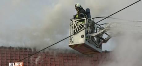 Deux morts dans un incendie à Gosselies