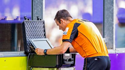 Puntensysteem voor Belgische scheidsrechters wordt aangepast omwille van videorefs