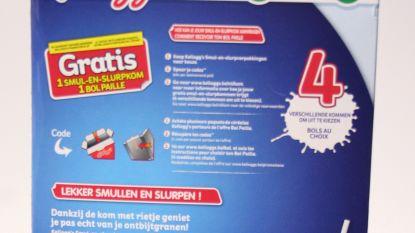 Kellog's haalt Special K-ontbijtgranen uit rekken vanwege verkeerde taal op de verpakking