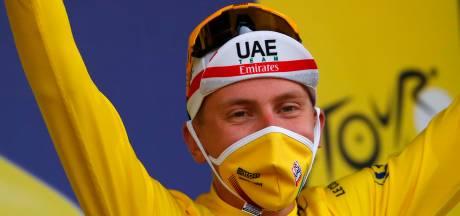 'Ik genoot als kind van Contador en Schleck, nu heb ik zelf het geel'