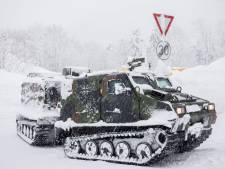 Extreem winterweer in Alpen. 'Dit zie je maar eens in de honderd jaar'