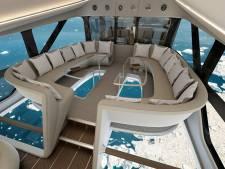'Vliegende megabillen' omgebouwd tot superdeluxe luchtschip