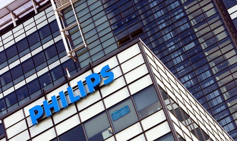 In augustus bleek het Philips Pensioenfonds slachtoffer van een fraude, waarbij ook de eigen top betrokken zou zijn. Daarbij zou het fonds voor 150 miljoen euro zijn gedupeerd. Foto ANP/Koen Suyk Beeld