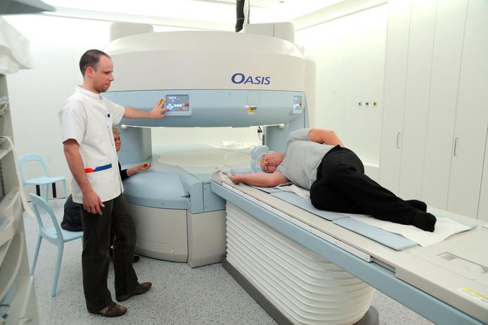 De open MRI in Hardenberg