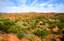 Ook Texas heeft canyons, onder andere in Caprock Canyon State Park.