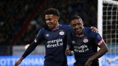 Football Talk Buitenland. PSV en Ajax blijven in nek-aan-nekrace richting landstitel - Castagne stoot met Atalanta door naar finale Coppa Italia