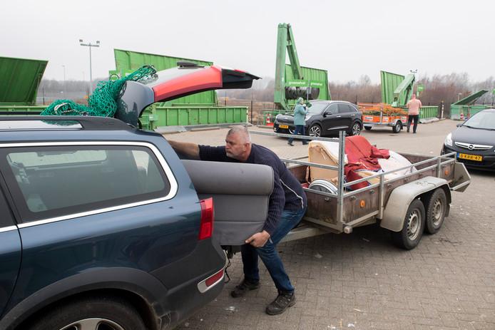 Tiel 28-02-2019 Milieustraat AVRI iov Gelderlander Fotografie Raphael Drent