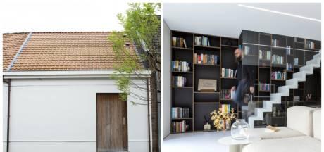 Bjorn (42) toverde een klein rijtjeshuis om tot luxueuze loft: 'Precies waar ik behoefte aan heb'