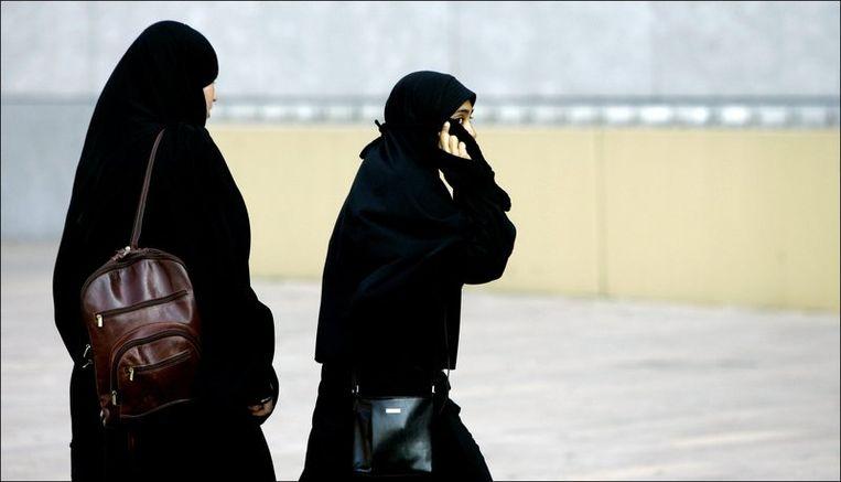 Acht procent van de Nederlandse moslims beschouwt zichzelf als streng orthodox, onder moslims van Marokkaanse komaf is dat twaalf procent, onder de Turken vijf. Foto ANP Beeld