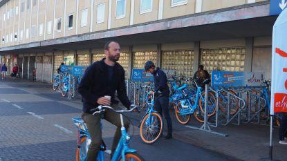 Blue-bike aan stevige opmars bezig: aantal ritten is met 47% gestegen