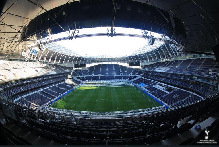 Afbeeldingsresultaat voor tottenham stadion