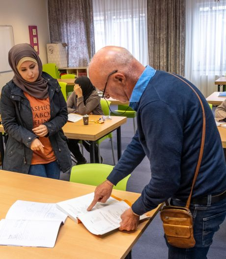 Dunya focust op taal en wil cursisten daarmee ook zelfredzaam maken