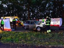 Automobilist komt om het leven bij ongeval in Liessel, kind naar ziekenhuis