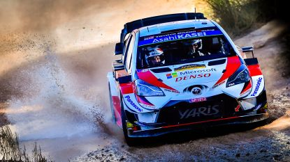 Na 15 jaar Loeb en Ogier is de wereldtitel WRC voor Tänak, Neuville wint voorlaatste manche in Catalonië