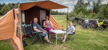 Stadscamping in Zwolle krijgt vervolg, week lang kamperen op terrein HTC