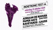Eigenzinnige elektronische bands voor vierde Indietronic Fest