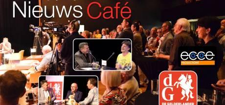 Deze directeuren komen bij uitverkocht Nieuwscafé in De Weijer in Boxmeer