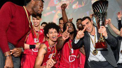 Antwerp Giants doorbreken hegemonie Oostende: 76-70 in bekerfinale