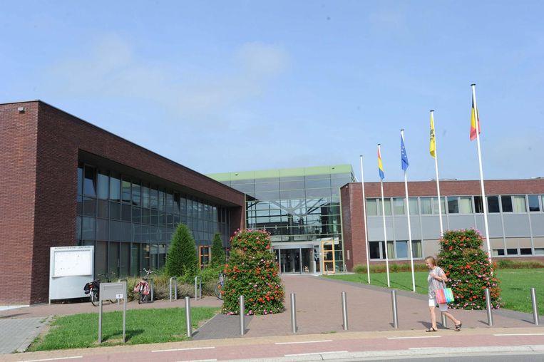 Een van de participatiemarkten vindt plaats in het administratief centrum.