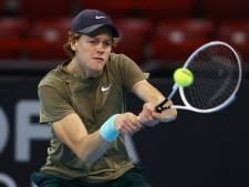 Toptalent Sinner wint in Sofia en is jongste winnaar ATP-toernooi sinds 2008