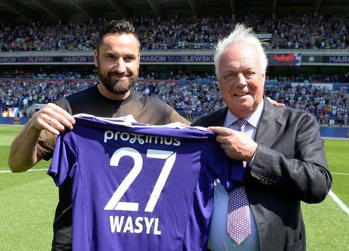 Wasyl met fin à une carrière qui aura duré 20 ans et qui lui aura permis d'engranger quatre titres de champion de Belgique et un titre de champion d'Angleterre.