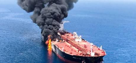Ook Saoedische kroonprins geeft Iran schuld van aanvallen op tankers