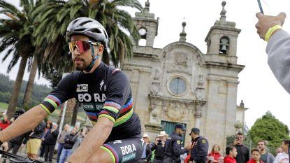 """Sagan zoals alleen hij dat kan: """"Ik vind wielrennen een saaie sport. Als toeschouwer zou ik alleen de laatste vijf kilometer willen zien"""""""