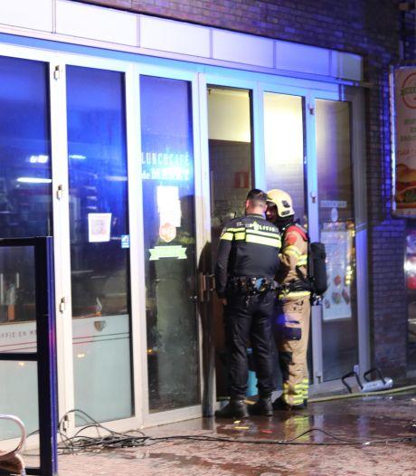 Arnhemmer opgepakt voor brandstichting in Edese lunchroom