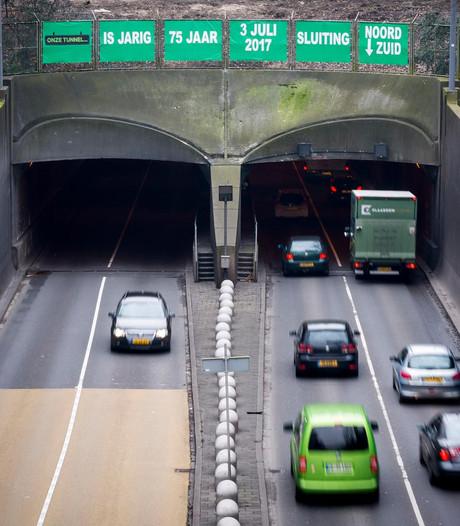 Beloning om Maastunnel te mijden