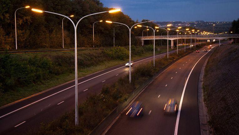 Er staan momenteel geen files op de Vlaamse autosnelwegen.