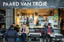 Paard Van Troje is één van de hipste boekenzaken van Gent.