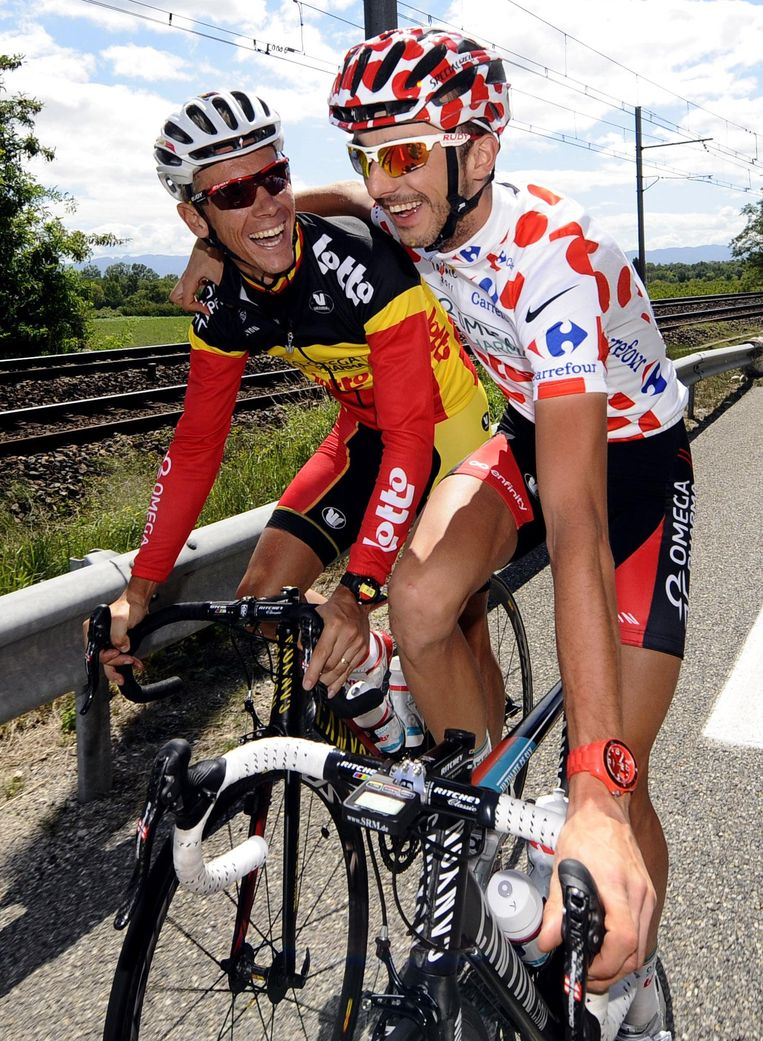 De boezemvrienden Gilbert en Vanendert rijden niet meer in dezelfde ploeg, maar koesteren dezelfde ambities als vorig jaar.