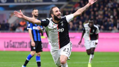 Lukaku en Inter onderuit in topper tegen Juventus: 1-2 na drie Argentijnse goals