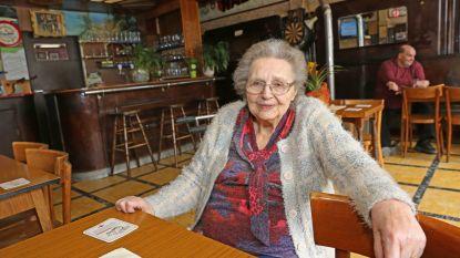 Cafébazin Julia (94) sterft in het café dat ze 63 jaar openhield