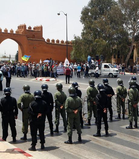 Marokkaanse Nederlanders bang voor escalatie Rif-conflict