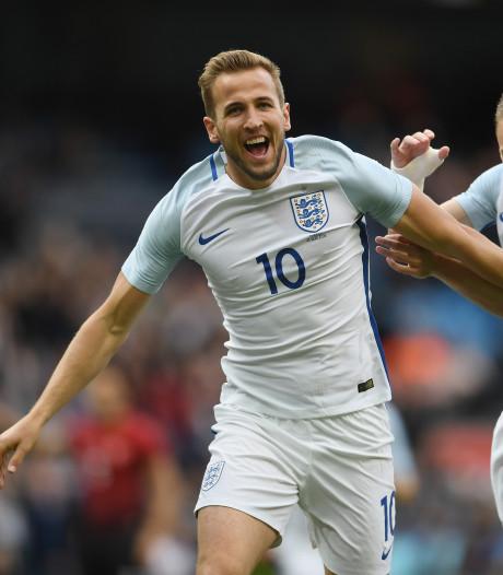 Kane op WK aanvoerder van Engeland