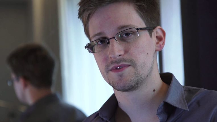 Edward Snowden Beeld EPA