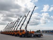 Stad koopt elf vrachtwagens op aardgas