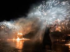 Vuurdans in Waalwijk: een feestmaand vol activiteiten