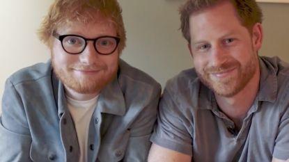 De hele wereld denkt dat Ed Sheeran en prins Harry beste vrienden zijn, maar is dat wel zo?