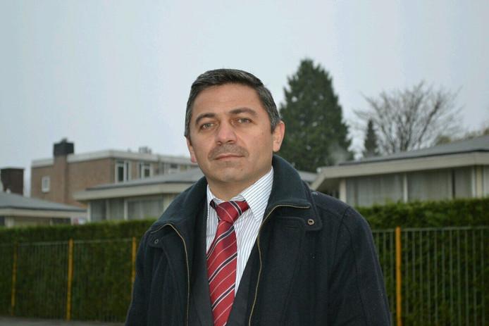 Het Dordtse raadslid van de CDA, Sahin Seme.
