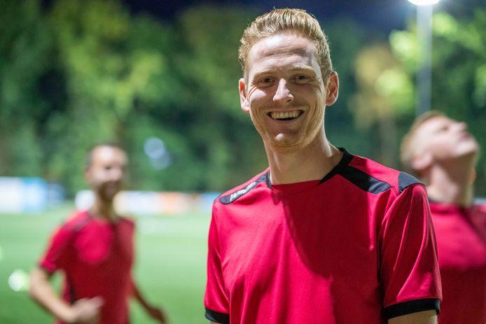 """Christian Messerschmidt: ,,Ik kan nu nog steeds op het fietsje naar het sportpark."""""""