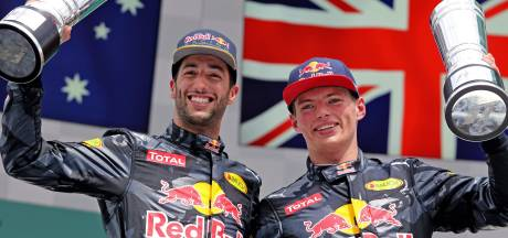 Max Verstappen in Duitsland: één race, één podium