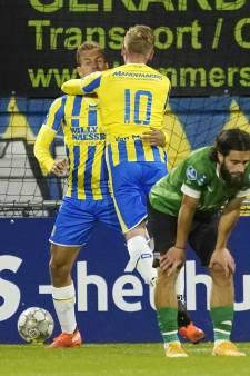 PEC Zwolle let even niet op en verliest twee punten tegen RKC Waalwijk