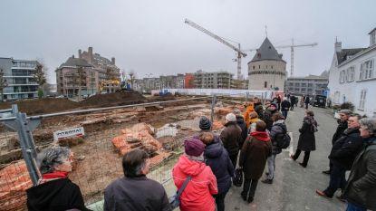 Archeologische site naast Broeltorens geeft geheimen prijs op bezoekmoment