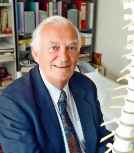 Oud-huisarts Harry Hoevenaars (93) uit Uden overleden