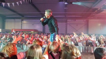 IN BEELD. Iedereen 'geht los' met Willy Sommers (en liters bier) tijdens Oktoberfest Noorderkempen