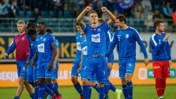 Antwerp-AA Gent en Charleroi-Club Brugge uitgesteld met oog op Europees voetbal, Charleroi gaat niet akkoord