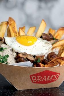 Bekende familie Ladage opent Bram's aan de Heuvelstraat: geen patat, maar friet met culinaire stoofsauzen