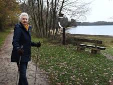 Annemarie (82) wandelt het liefst in De Kuilen: 'Je ziet elke keer wat anders'